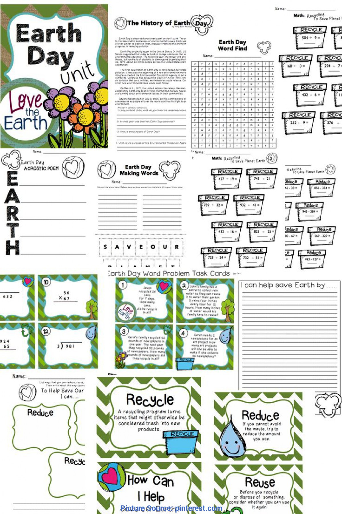 Best 3Rd Grade Lesson Plans On Recycling 148 Best 3Rd Grade Lesson Plans Images On Pinterest | Classroo
