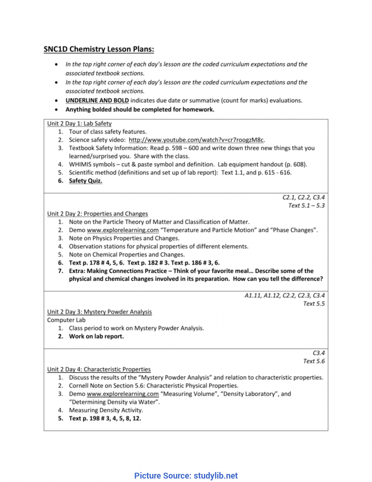 Excellent Siop Lesson Plan Template 2 Example Student