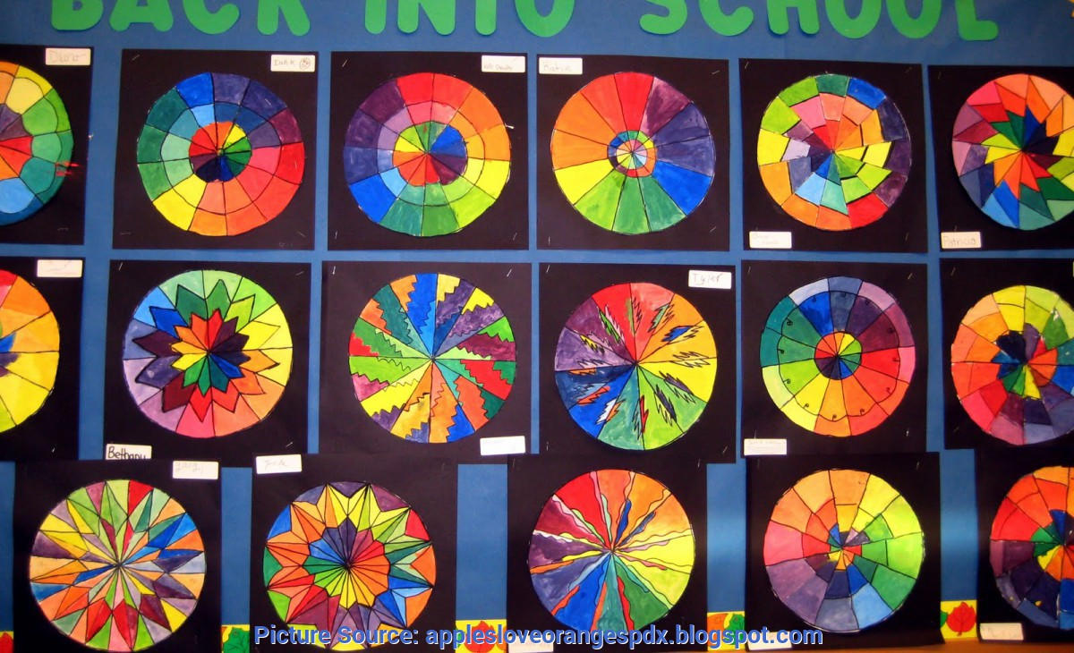 Color Wheel Art Lessons For Kids Crafts For Kids Pint Ota Tech