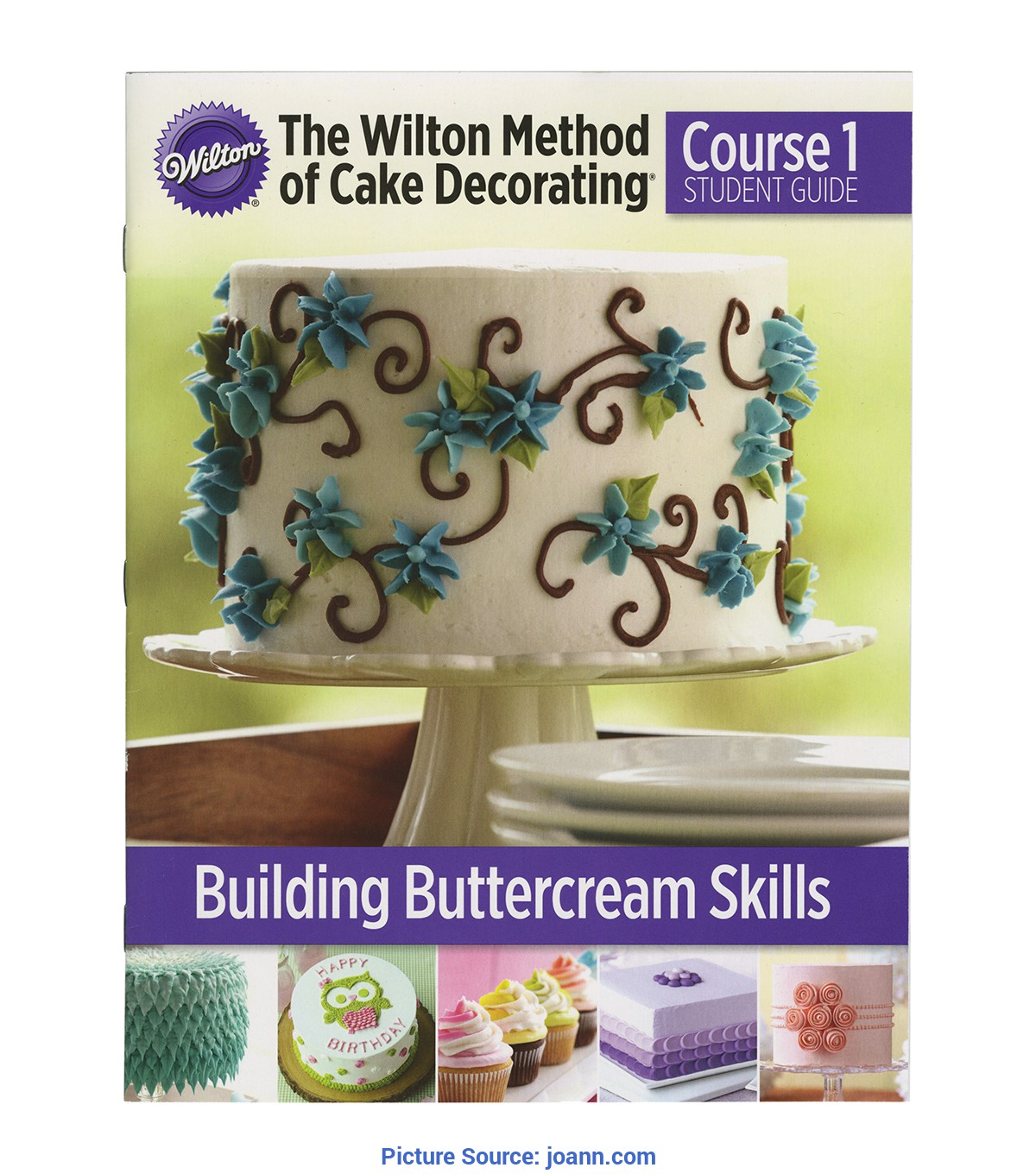 Best Wilton Lesson Plan Book In English Course 1 Wilton Lesson Plan In English Course 1 | J