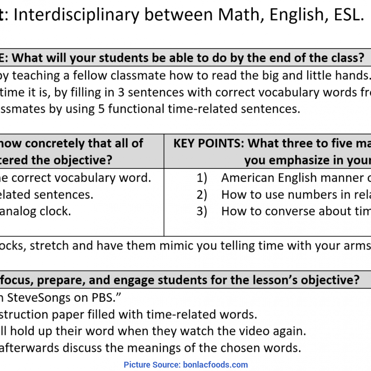 Briliant 3Rd Grade Lesson Plans For English Worksheets For All | Download And Share Worksheets | Free O