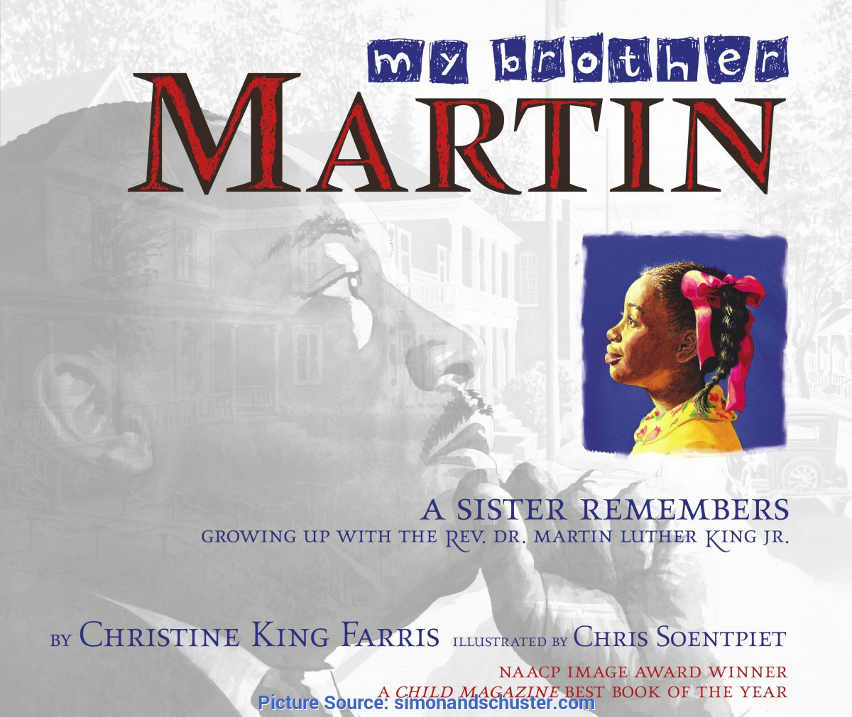 Briliant Lesson Plan For The Book My Brother Martin My Brother Martin | Book By Christine King Farris, Chris Soentpie