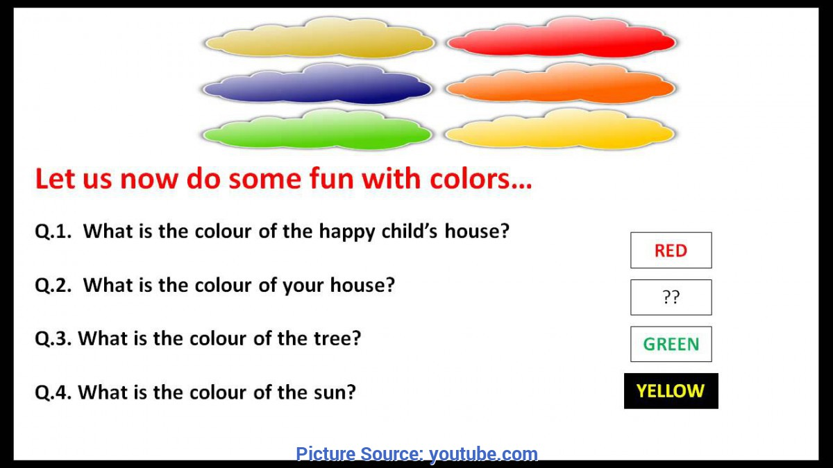 Complex 1St Standard English Lessons A Happy Child - Cbse Poem Class -1 - You