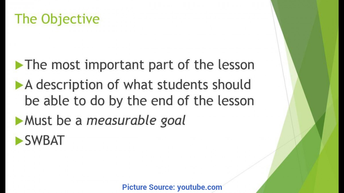 Complex Detailed Lesson Plan In English 6 How To Write A Lesson Plan Objective - You