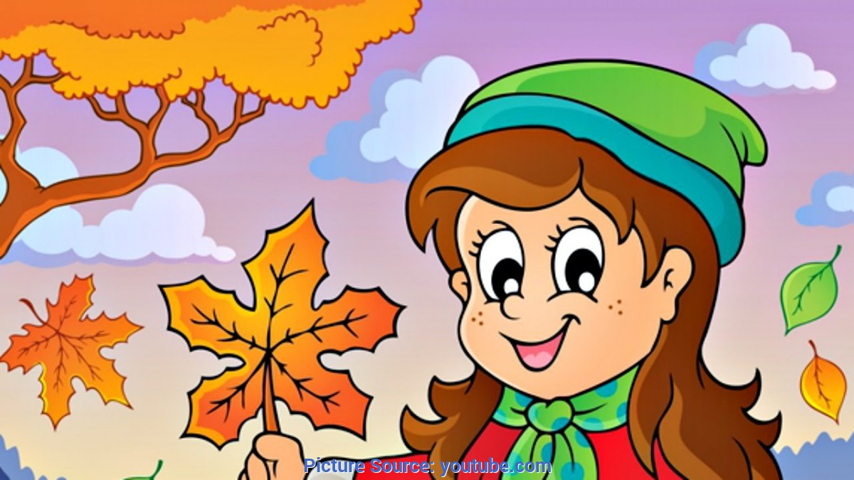 Complex Learning About Autumn Autumn Songs For Children - Autumn Leaves Are Falling Down - Kid