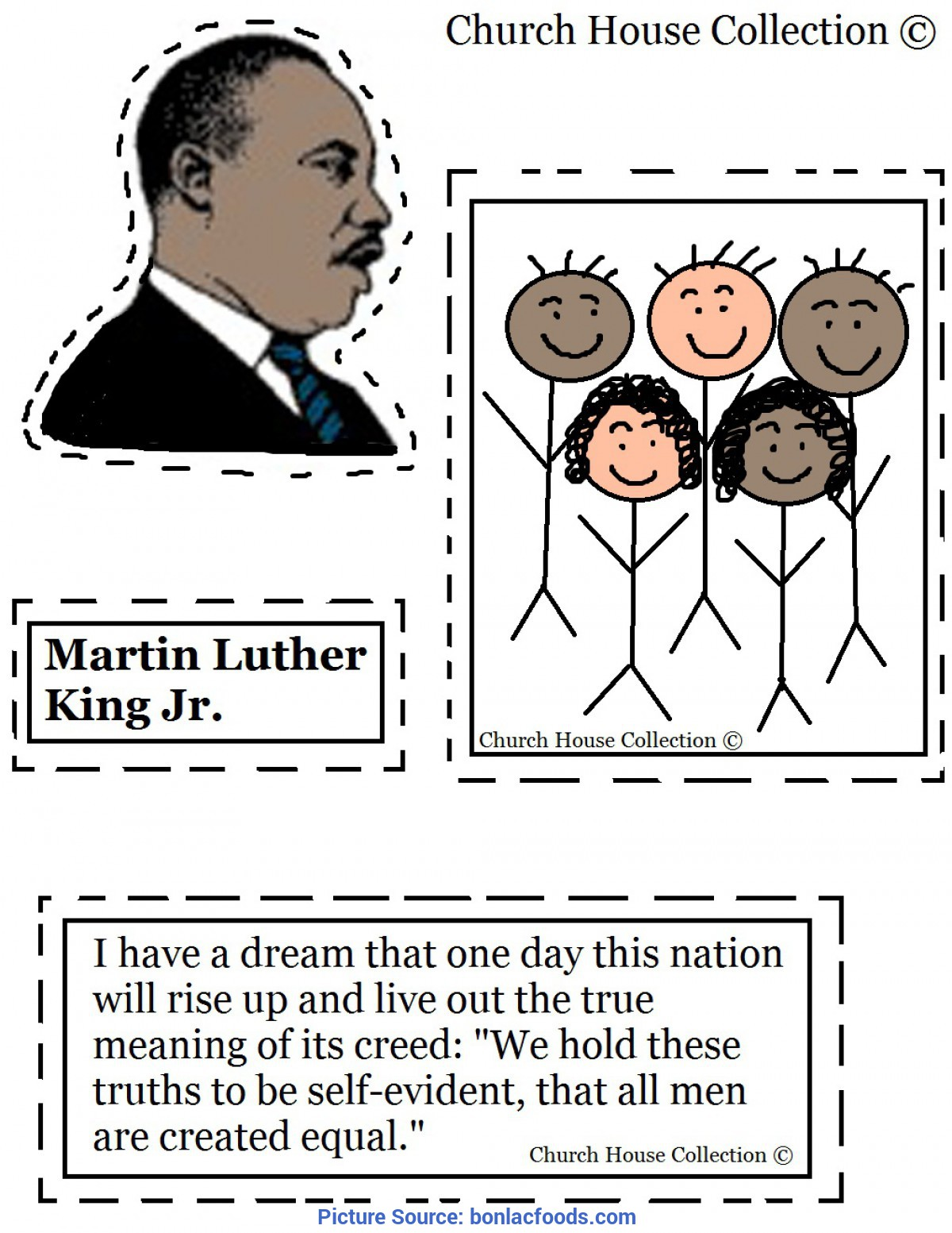 Complex Preschool Lesson Plans Martin Luther King Jr Worksheets For All | Download And Share Worksheets | Free O