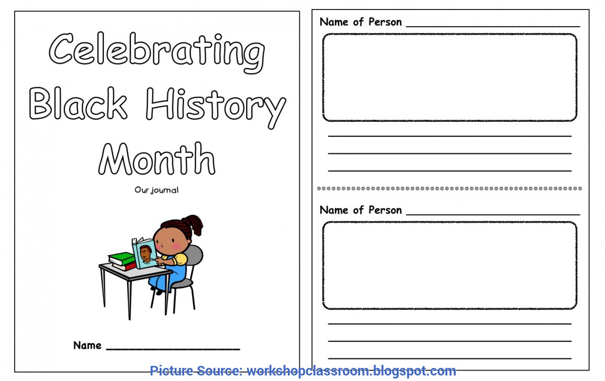 Excellent 2Nd Grade Lesson Plans For Black History Month Workshop Classroom: Mlk Jr. Quote And Black History M