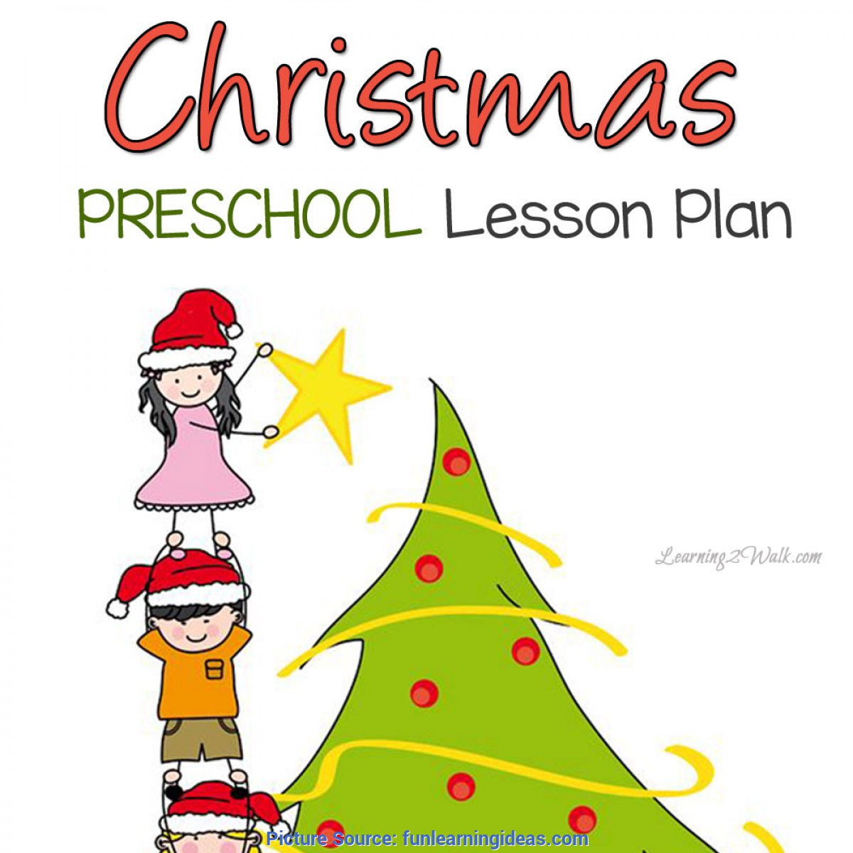 Excellent Pre K Lesson Plans Christmas Christmas Preschool Lesson