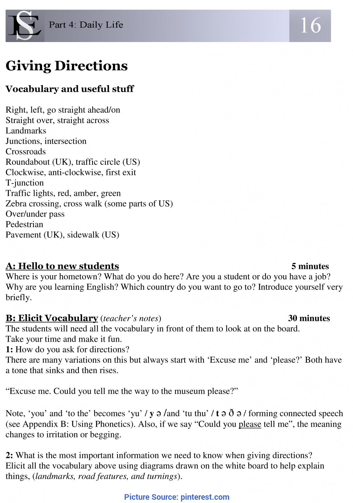 Excellent Sample Lesson Plan In English Grade 5 Sample Lesson Plan: T07 Friends | Worksh
