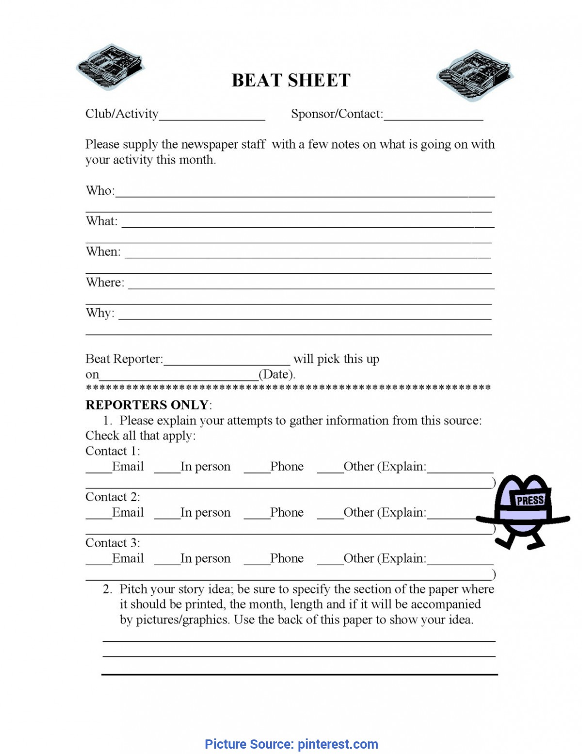 Fresh Esl Lesson Plans For High School Students Journalism Yearbook Worksheet For Students - Google Searc