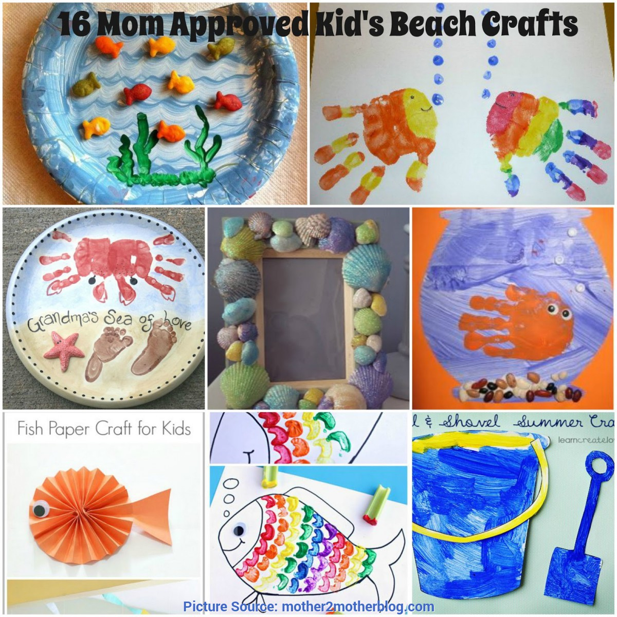 Fresh Lesson Plan For Toddlers About Beach Kid'S Activities Archives - Mother2Mother