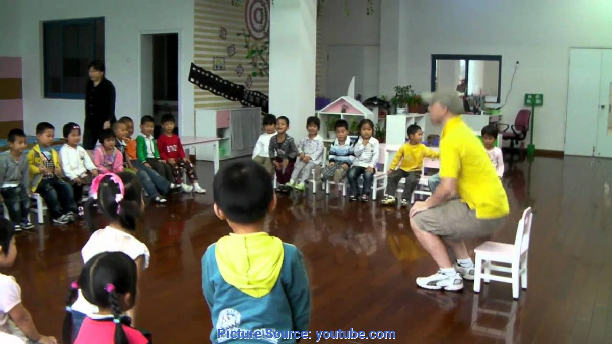 Good Detailed Lesson Plan In English Preschool Small Kindergarten Body Parts Lesson - Part 1 Of 3 - You