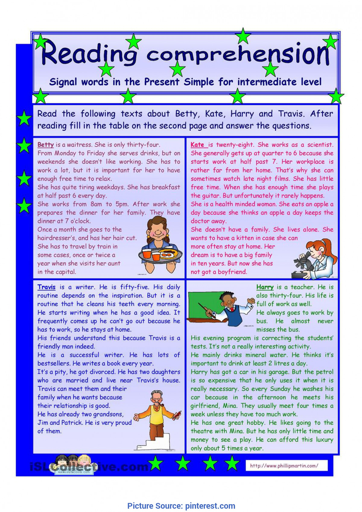 - Reading Comprehension For Beginner And Elementary Stud - Ota Tech