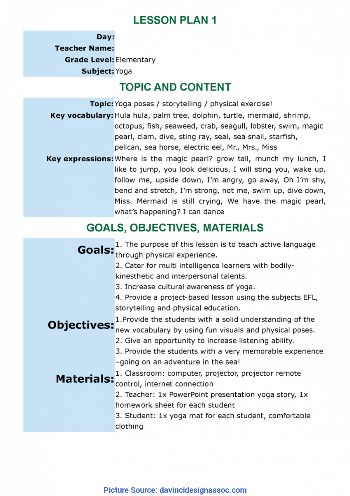 Great Business English Lesson Plans Business English Lesson Plans   Business Plan Temp