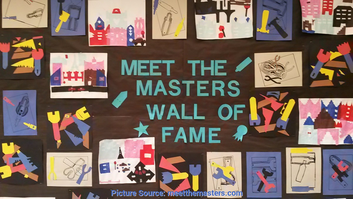 Great Jacob Lawrence Elementary Art Lesson Plans Meet The Masters Jacob Lawrence, Depth And Overlapping Student Ar