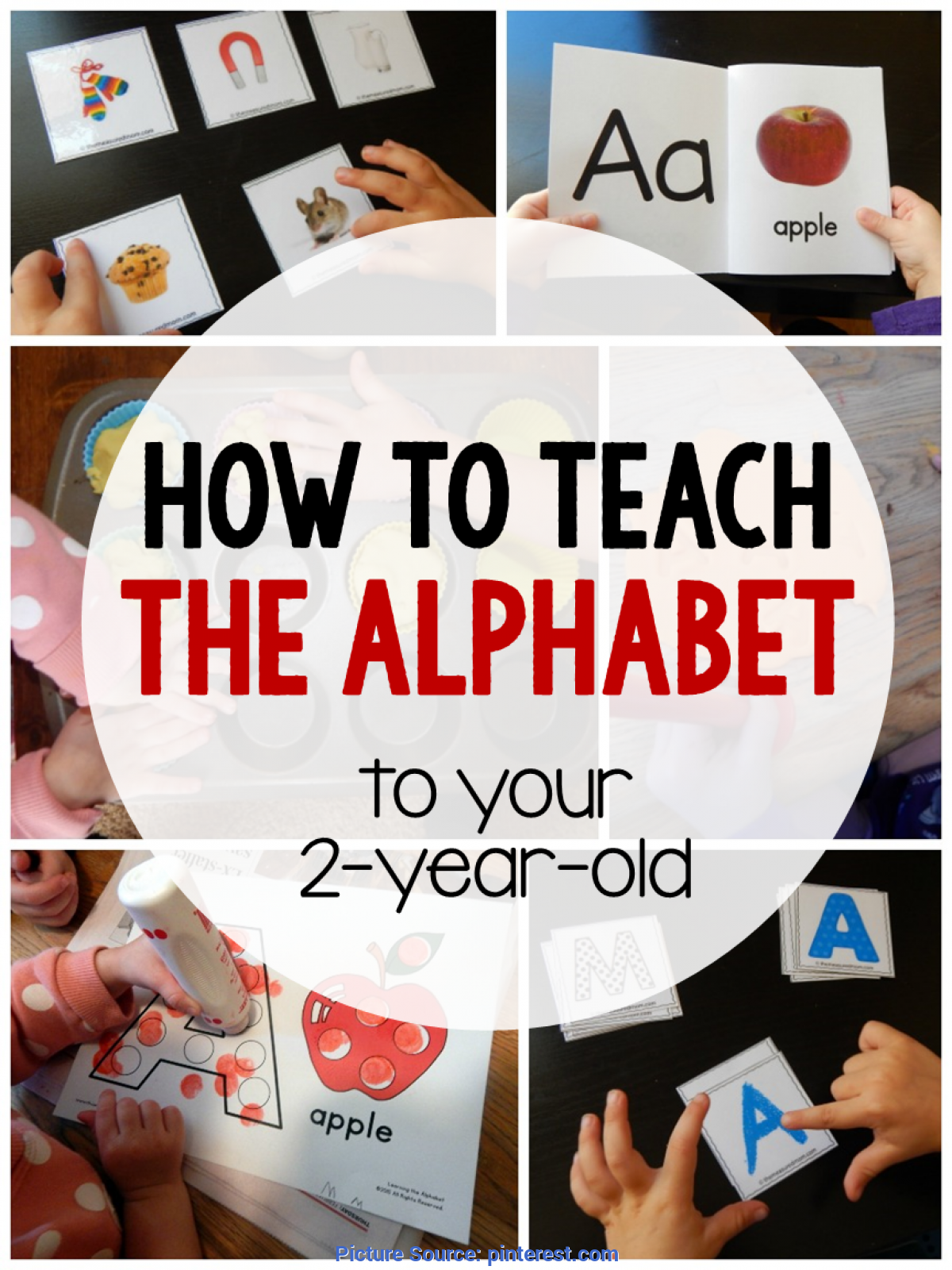 Great Learning Program For 2 Year Old At Home Alphabet Activities For 2-Year-Olds | Activities, Check And Lear