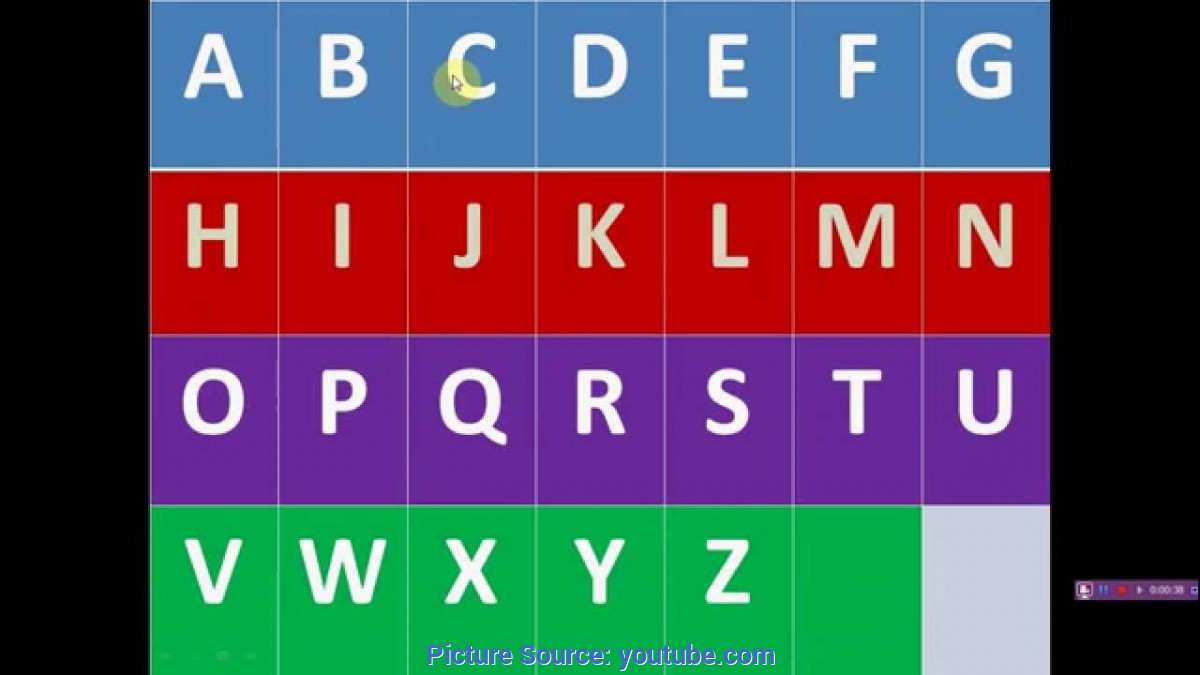 Interesting Lesson For Nursery Student Very Easy Alphabet Lesson For Kids//nursery And Kindergarte