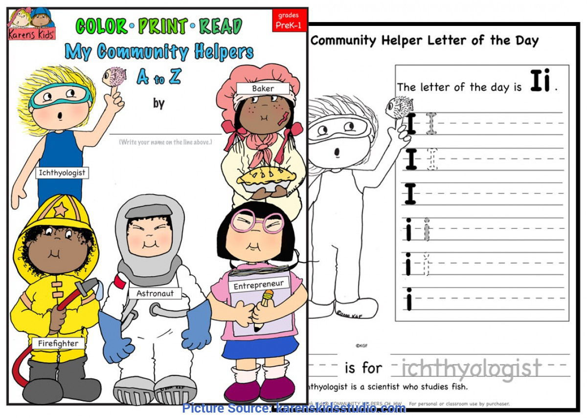 Interesting List Of Community Helpers For Kids Community Helpers Color Print Read Boo