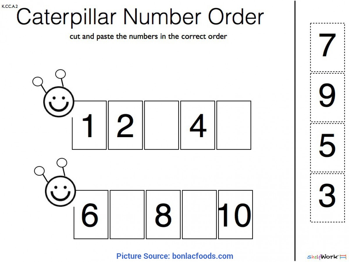 Newest Pre K Math Activities Free Worksheets For All ...