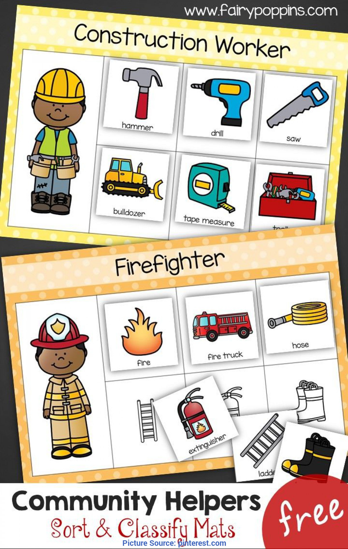 Regular Community Helpers Lesson Plans For 2 Year Olds Best 25