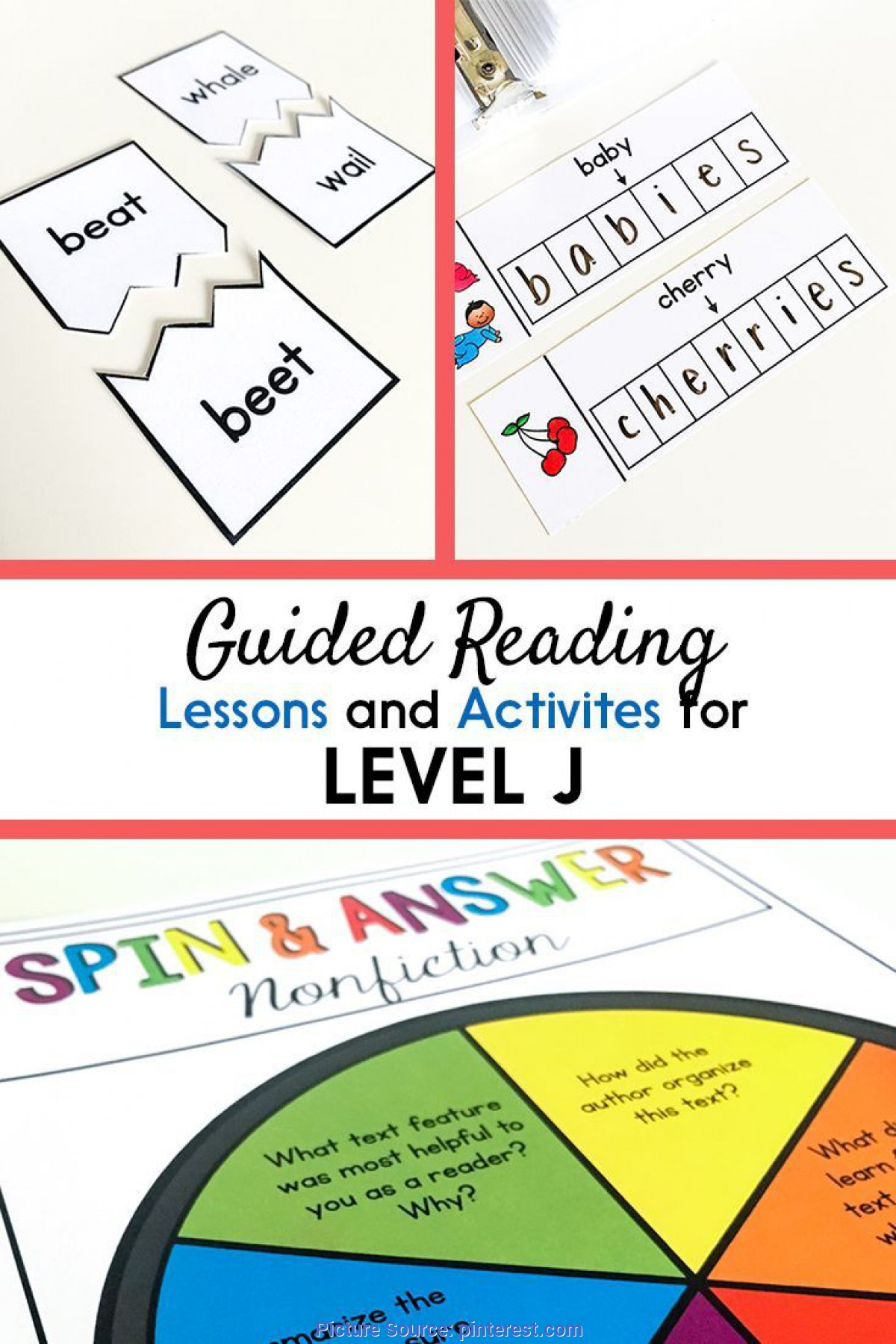 Regular Free Guided Reading Lesson Plan Template Kindergarten Guided Reading Activities And Lesson Plans For Level J | Guide