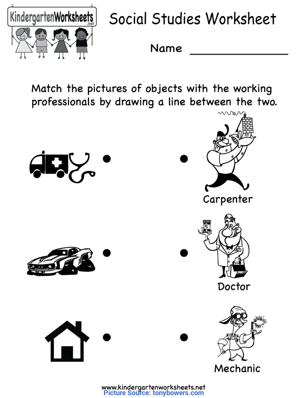 Regular Kindergarten Social Studies Coloring Pages Printable. Awesome Activities To Help Fre