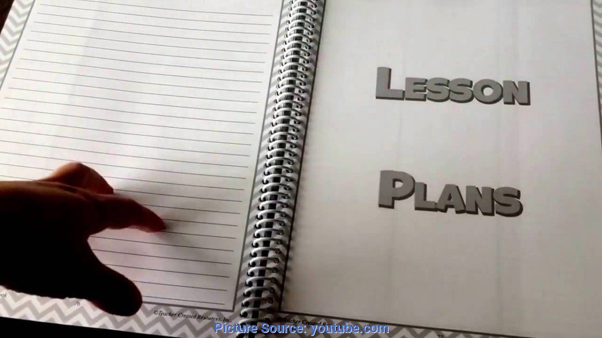Regular Lesson Plan And Record Book Pdf Teacher Created Resource'S Lesson Plan And Record Book Revie