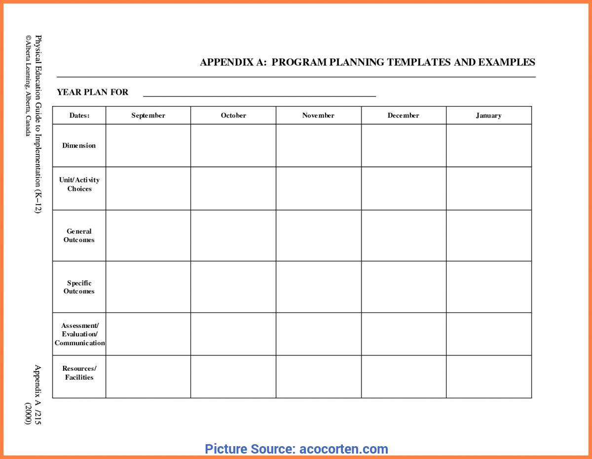 Regular Lesson Plan Template 2017 6+ Free Blank Lesson Plan Templates | Bussines Proposal
