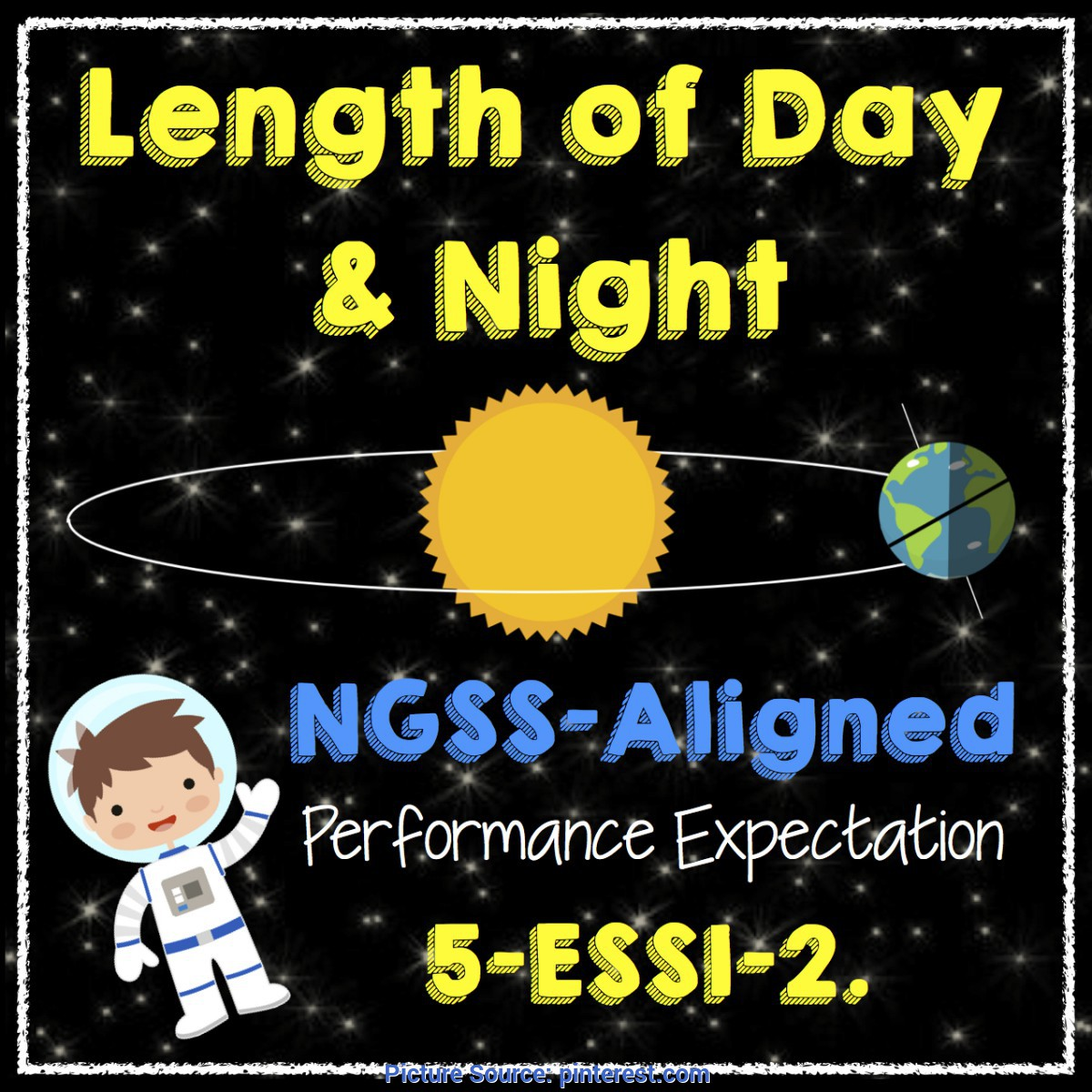 Simple 5E Lesson Plan Day And Night Aligned To Ngss 5-Ess1-2. Complete This 5E Lesson Plan To Discove