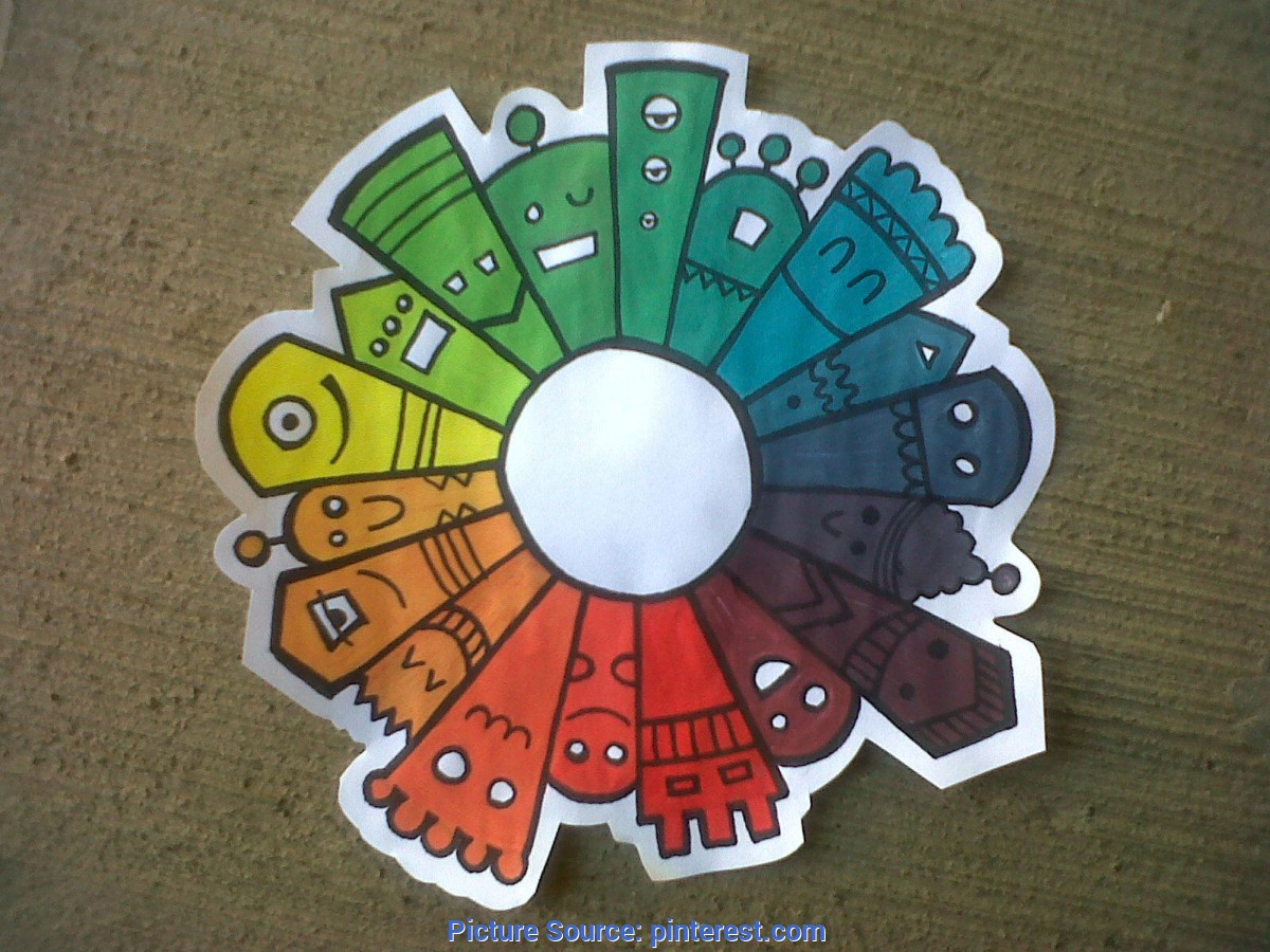 Simple Elementary Art Lesson Plans Color Theory Color Wheel Lesson