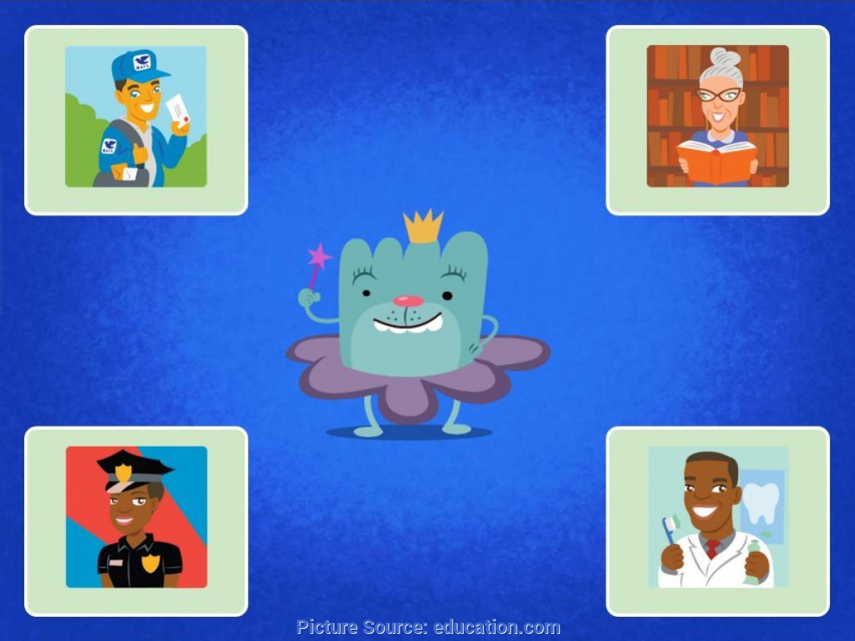 Special Community Helpers Online Games Community Helpers Quiz Game | Game | Education