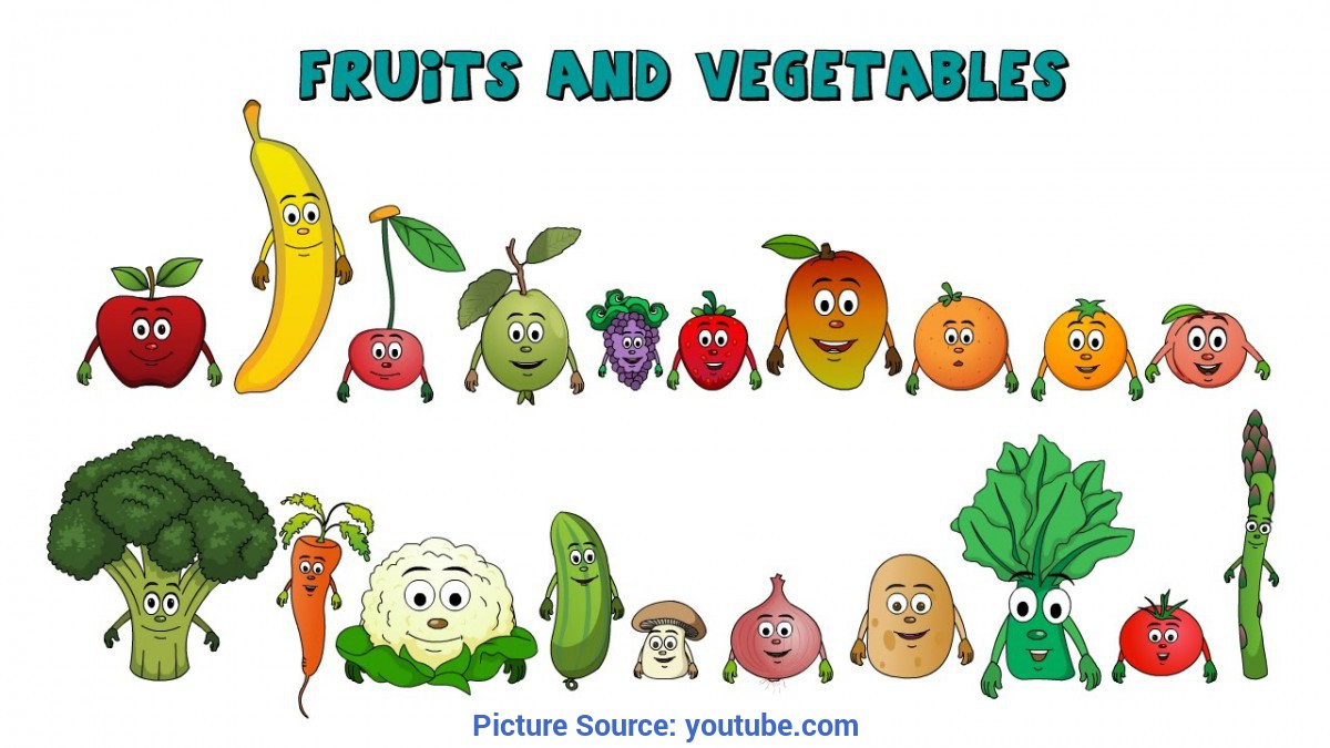 Special Lesson Plans For Toddlers On Fruits And Vegetables Learn About Fruits And Vegetables - Fruits And Vegetables-Lesso