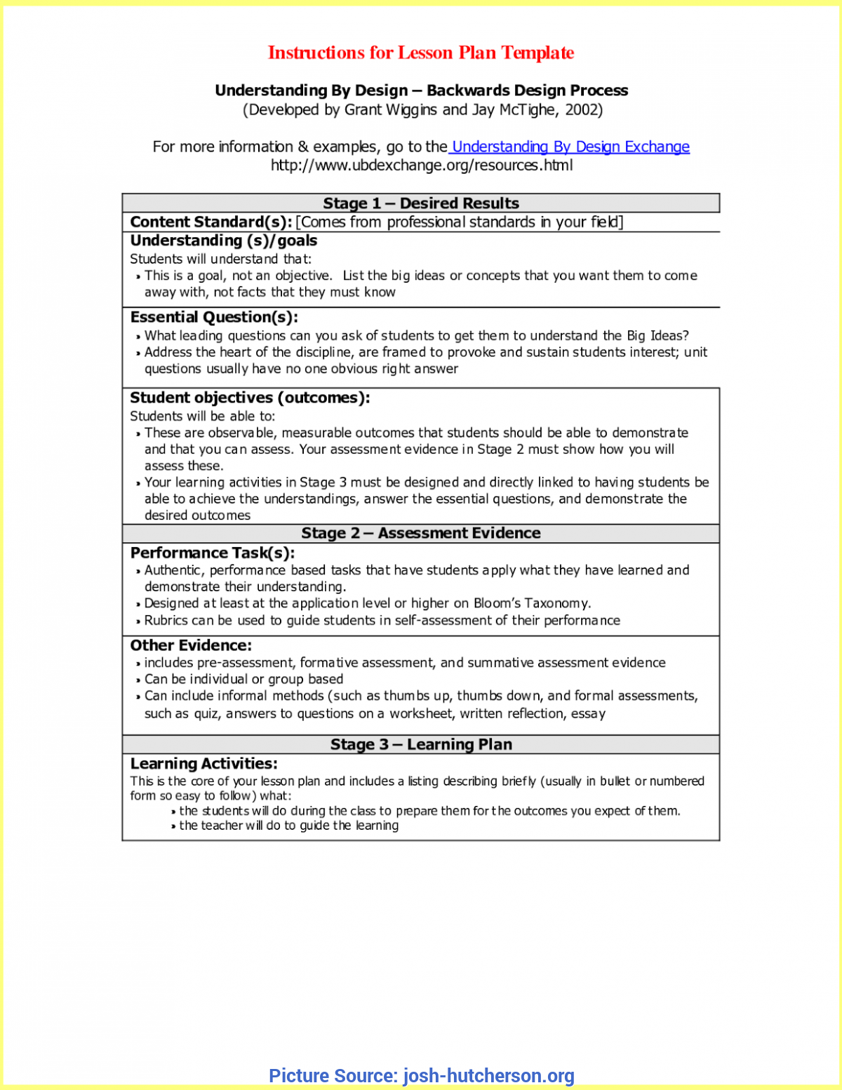 Special Lesson Plans Samples For Teachers Inspirational Pe Lesson Plan Template | Josh-Hutche
