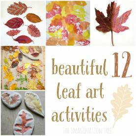 Best Activities Using Autumn Leaves 12 Autumn Leaves Art Activities - The Imagination