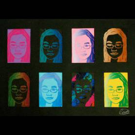 Best Art Lesson Plans Andy Warhol The Smartteacher Resource: Pop Art Self-Portrait Pr