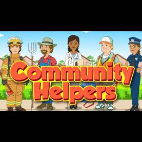 Best Community Helpers Information For Kids Community Helpers Play & Learn | Top Best Educational Apps Fo