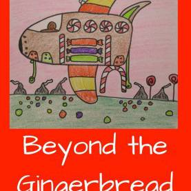 Best Elementary Art Lesson Sub Plans Art Lesson - Beyond The Gingerbread Man | Elementary Art, Drawing