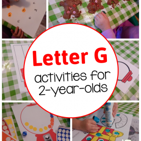 Best How To Teach A Two Year Old Alphabet Activities For 2-Year-Olds - The Measure
