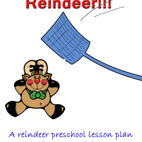 Best Kindergarten Lesson Plans Christmas Reindeer Preschool Lesson Plan | Literacy Activities, Literacy An
