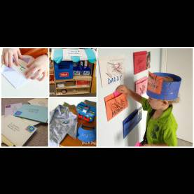 Best Mail Carrier Lesson Plans For Preschool Post Office And Mailing Activities For Preschool - Pre-K P