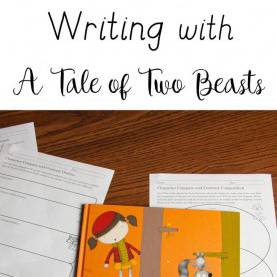 Best Reading Lesson Plans Compare And Contrast Learn To Compare And Contrast Using A Tale Of Two Beast