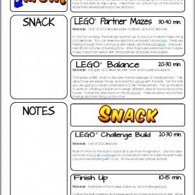 Best Summer Lesson Plans Lego Summer Day Camp | Lego | Pinterest | Lego, Homeschool And Sc