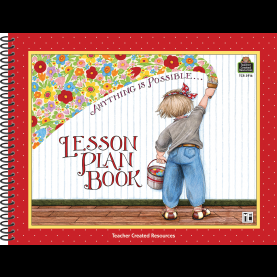 Best Vintage Lesson Plan Book Anything Is Possible Lesson Plan Book From Mary Engelbrei