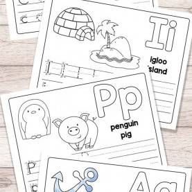 Briliant Alphabet Book Lesson Plan Kindergarten Best 25+ Alphabet Books Ideas On Pinterest | Writing Alphabe