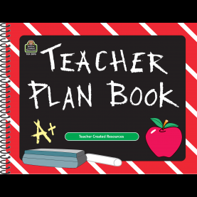 Briliant Best Teacher Record Book Chalkboard Teacher Plan Book - Tcr2093 | Teacher Created Resou