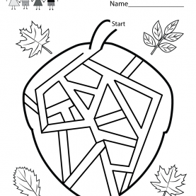 Briliant Fall Activities For Kindergarten Free Worksheets For All | Download And Share Worksheets | Free O