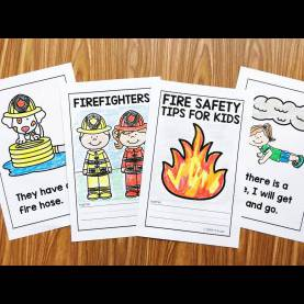 Briliant Firefighter Lesson Plans For Kindergarten Fire Safety Videos For Kindergarten - Simply Ki