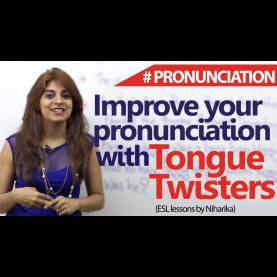 Briliant Free English Lessons Tongue Twisters To Improve Your English Pronunciations ( Fre