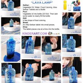 Briliant How To Make A Lava Lamp Lesson Plan Our Mad Scientists At The Mpl Had A Great Time Making This Lav