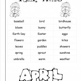 Briliant Lesson Plans For Toddlers April April Lesson Plans, April Holidays, And April Th